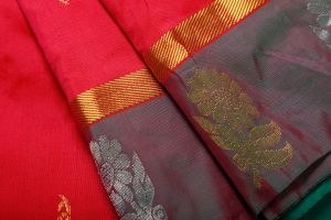 Magenta Pink Color Fine Quality Soft Silk Saree