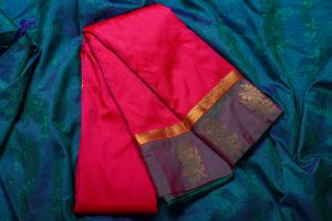 Pink Color Fine Quality Soft Silk Saree